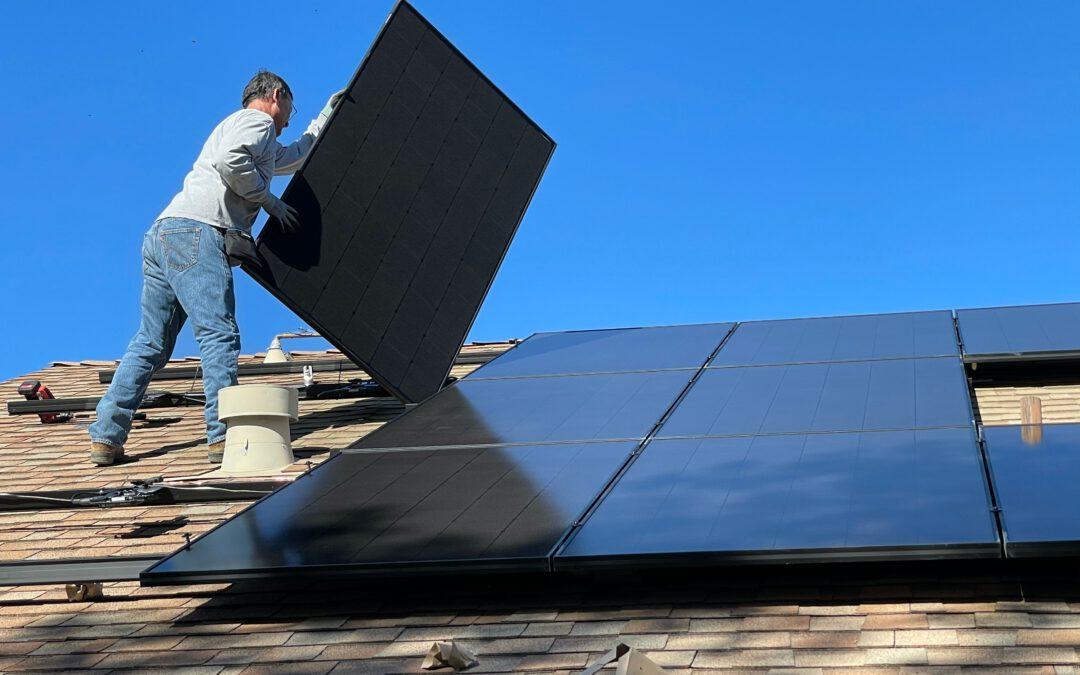 Maak gebruik van Zonne-energie in Hoofddorp